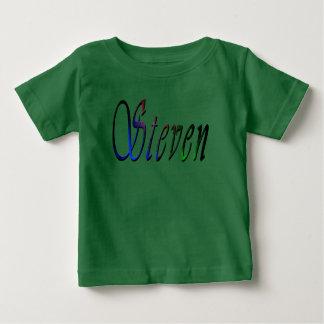 Steven Name Logo, Baby T-Shirt