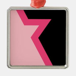 Steven Universe Square Mom Silver-Colored Square Ornament