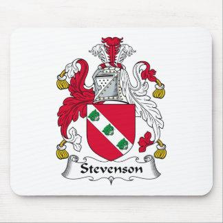 Stevenson Family Crest Mouse Pad