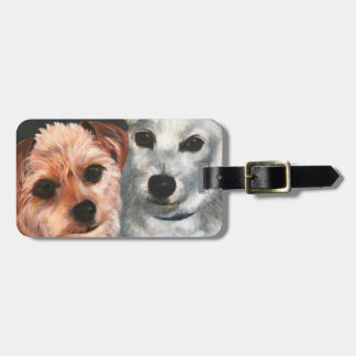 Steve's Favorite Pups Luggage Tag