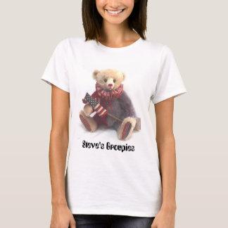 Steve's Groupies T-Shirt