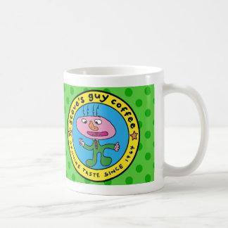 steve's guy mug