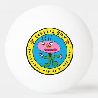 steve's guy ping pong ball