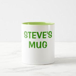 STEVE'S MUG