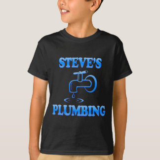 Steve's Plumbing T-Shirt
