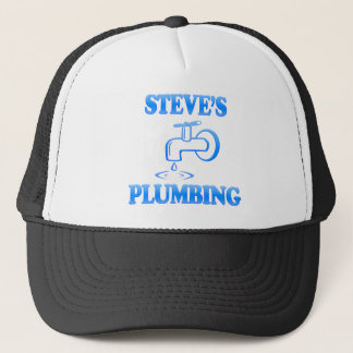 Steve's Plumbing Trucker Hat