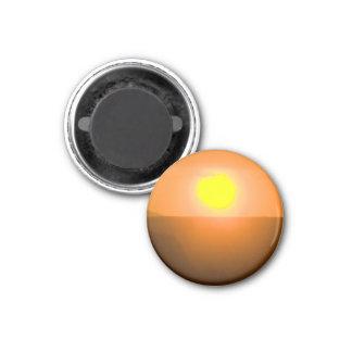 Steve's Sun Magnet