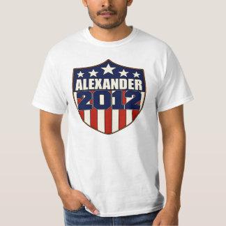 Stewart Alexander President in 2012 T-Shirt