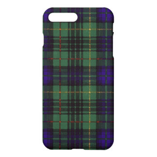 Stewart clan Hunting Plaid Scottish tartan iPhone 7 Plus Case