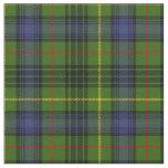 Stewart Hunting Tartan Print Fabric