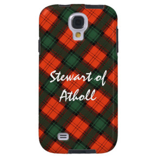 """Stewart of Atholl"" Scottish Kilt Tartan"