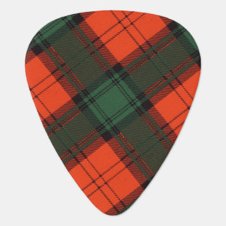 Stewart of Atholl Scottish Kilt Tartan Guitar Pick