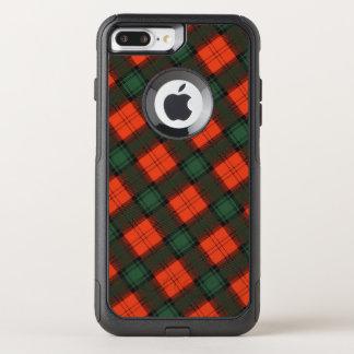 """Stewart of Atholl"" Scottish Kilt Tartan OtterBox Commuter iPhone 8 Plus/7 Plus Case"