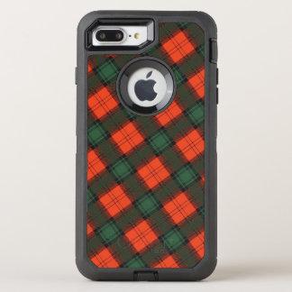 """Stewart of Atholl"" Scottish Kilt Tartan OtterBox Defender iPhone 8 Plus/7 Plus Case"