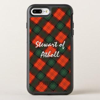 Stewart of Atholl Scottish Kilt Tartan OtterBox Symmetry iPhone 8 Plus/7 Plus Case