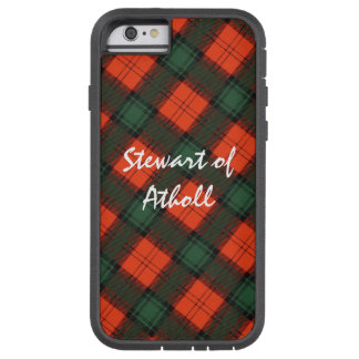 Stewart of Atholl Scottish Kilt Tartan Tough Xtreme iPhone 6 Case