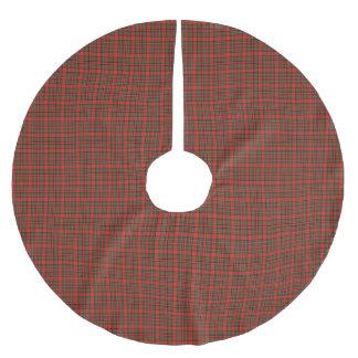 Stewart Royal Tartan Plaid Scottish Clan Brushed Polyester Tree Skirt