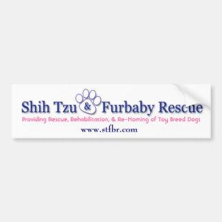 STFBR Bumper Sticker - Customized