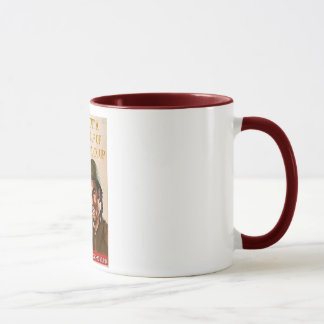 STFU Classic Image Mug