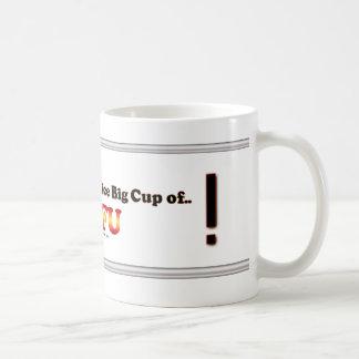 STFU Coffee cup