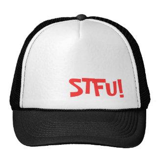 STFU! TRUCKER HAT