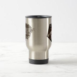 STG Stainless steel coffee mug