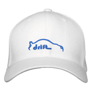 STI Drift Silhouette Embroidered Hat
