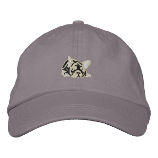 Stick Bulldogge Embroidered Hat