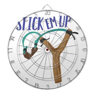 Stick Em Up Dart Board