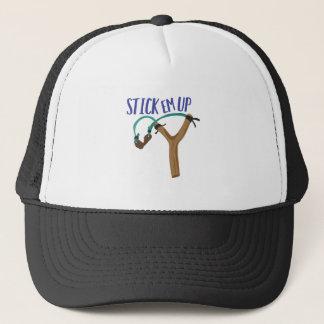 Stick Em Up Trucker Hat