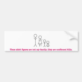 stick-figure-family2 jpg These stick figures a Bumper Sticker