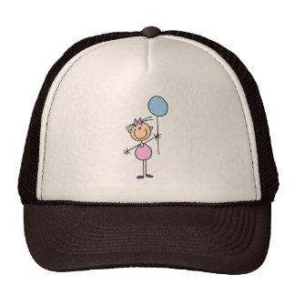 Stick Figure Hat