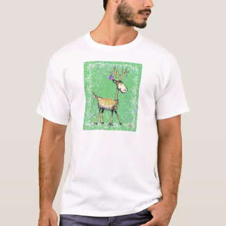 Stick Holiday Deer T-Shirt