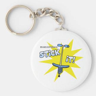 Stick It Keychain