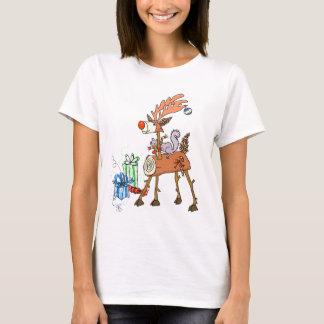Stick reindeer T-Shirt