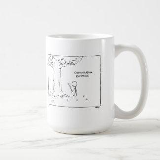 Stick the Comic the Coffee Mug