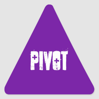 Sticker 20-Pack: Pivot