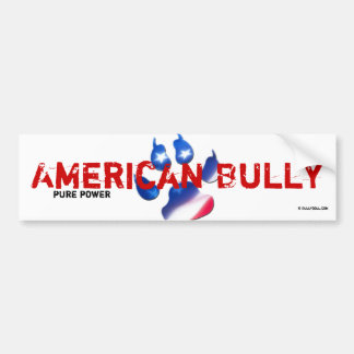 Sticker American Bully