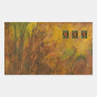 Sticker Autumnal Abundance