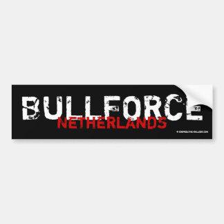 Sticker Bullforce
