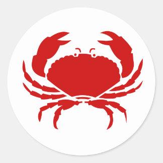 Sticker Crab