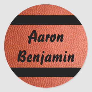 Sticker for Hoops Basketball Collection