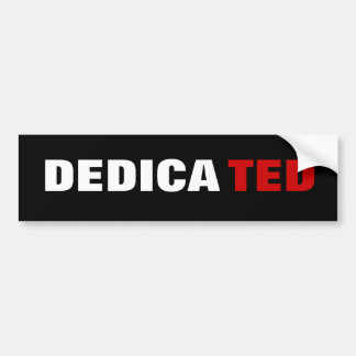 Sticker for your server... car bumper sticker