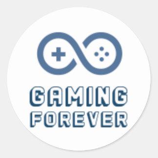 sticker gaming forever