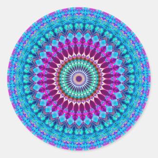Sticker Geometric Mandala G382