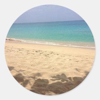 Sticker Grand Anse Beach, Grenada W.I