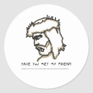 Sticker Have You Met (Saviour No 5)