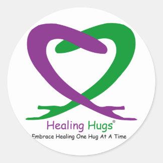 Sticker hug