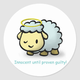 Sticker - Innocent!