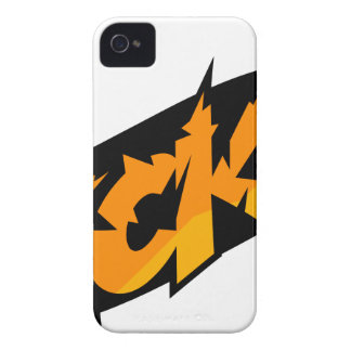 Sticker iPhone 4 Case